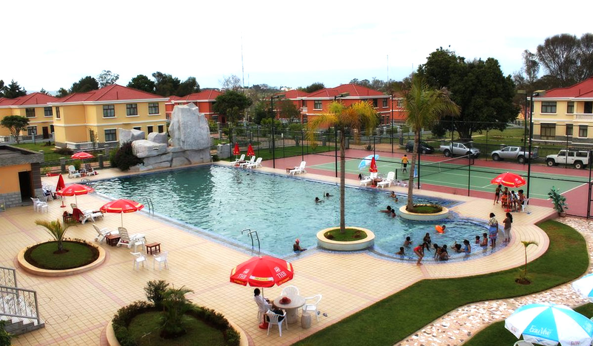 Antananarivo Swimming Pool