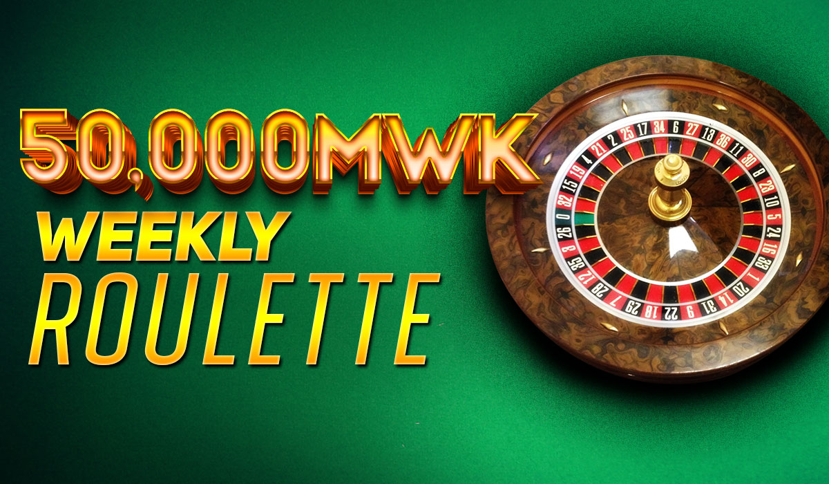 Lilongwe Roulette Monthly Tournament