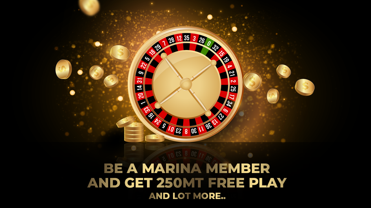 Be a Marina Member and get more